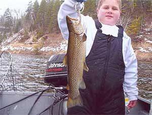 Muskegon River Guide ~ Michigan Salmon, Steelhead, Trout