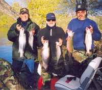 Muskegon Area, Michigan Salmon & Trout Charter